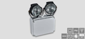 BS-8153-2х20 Светильник аварийного освещения ЛУЧ
